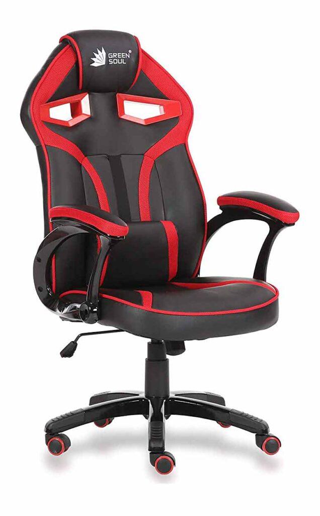 Green Soul Alien Series gaming and multipurpose chair