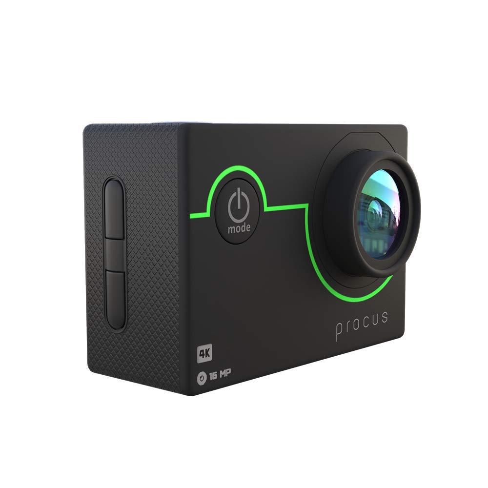 Procus Viper 16MP 4K HD Action Camera