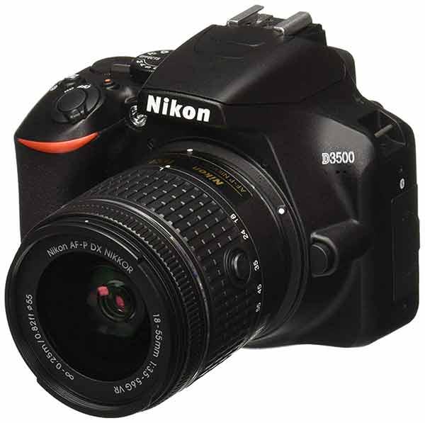 nikon d3500 Best DSLR Cameras under 40000 in India