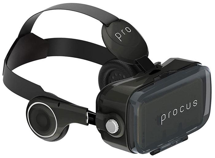Procus PRO Virtual Reality Headset Best VR Headset under 3000