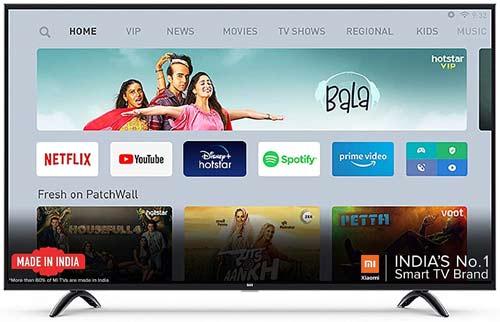 mi tv under 20000 in india