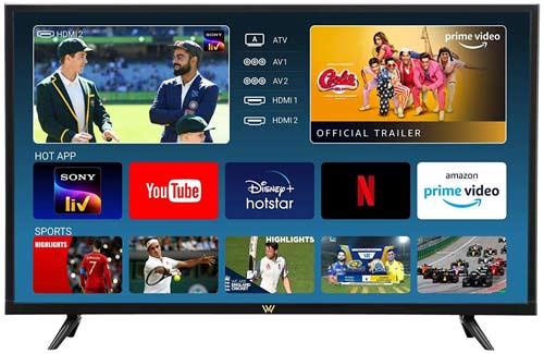 vw tv under 20000 in india