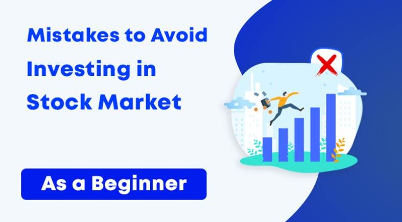 Mistakes to Avoid in Stock Market