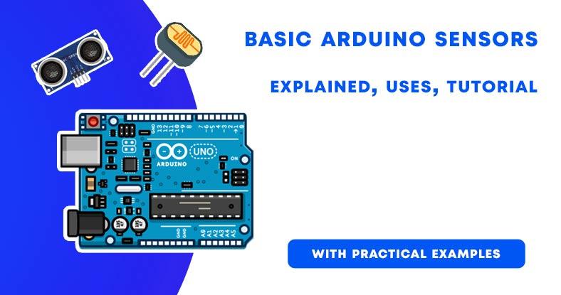 basic sensors for arduino