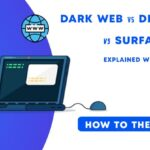 dark web vs deep web explained